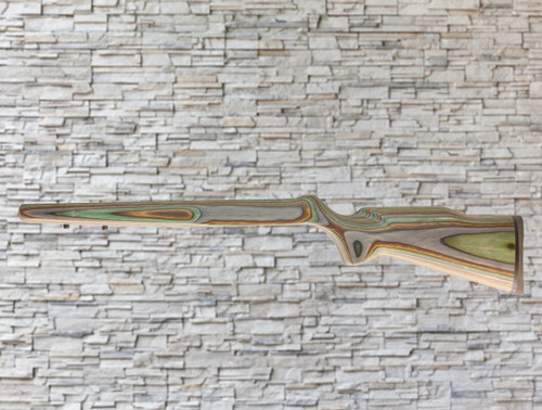 Boyds Rimfire Hunter Bull Barrel Wood Stock Camo for Ruger 10/22 1022 Rifles