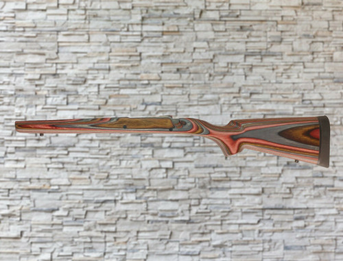 Boyds Classic Wood Stock RoyJac W/ Limbsaver for Ruger 77 MKII LA Left Hand Bolt