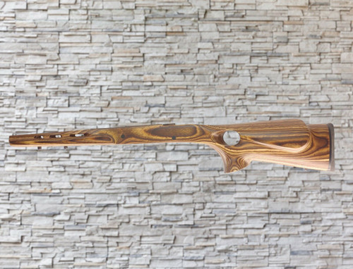 Boyds Featherweight Nutmeg Wood Stock for Ruger 77 Tang Safety LA Rifles