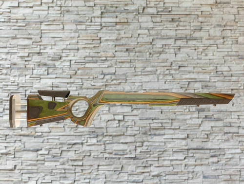 Boyds At-One Thumbhole Factory Barrel Channel Stock Camo for Ruger 10/22 Rifle