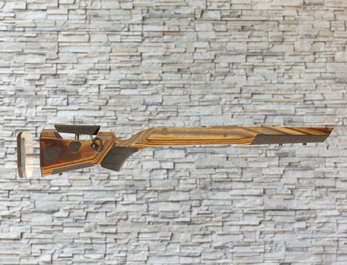 Boyds At-One Nutmeg Wood Stock for Tikka T3/T3X/T3 Lite Tapered Barrel Rifles