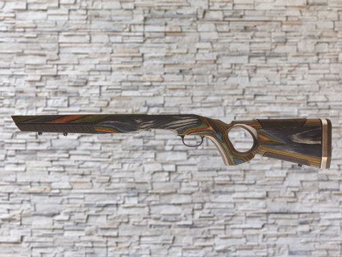 Boyds At-one Thumbhole Wood Stock Camo for Savage B-Mag Bull Barrel