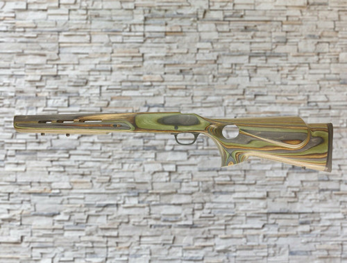 Boyds Varmint Thumbhole Wood Stock Camo for Mossberg Patriot Bolt LA Rifles
