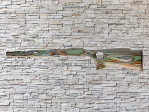 Boyds Featherweight Pillar Bedded Wood Stock Camo for Ruger American SA Rifles