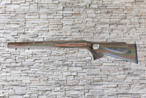 Boyds Rimfire Varmint Thumbhole Forest Camo Wood Stock for CZ 457 Rifles