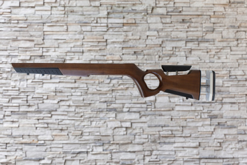 Boyds At-One Thumbhole Walnut Bull Barrel Wood Stock for Ruger 10/22, T/CR22