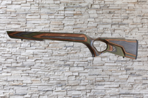Boyds Spike Camp Forest Camo Wood Stock for Savage 93E/93R/MKII Bull Barrel Rifles