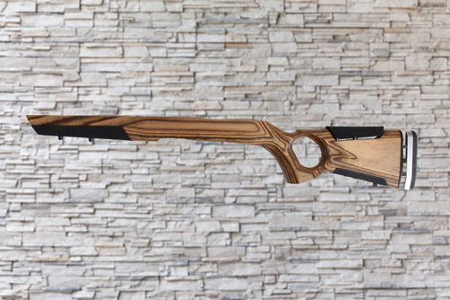 Boyds At-One Thumbhole Nutmeg Wood Stock for CZ 457 Rifles