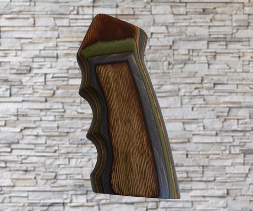 Boyds AR15/M16 Finger Groove Wood Grip Camo