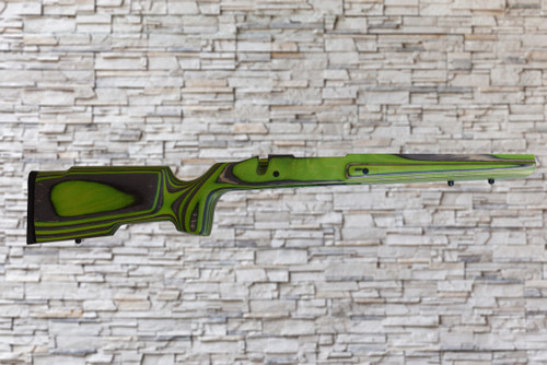 Boyds Pro Varmint Wood Stock Zombie For Remington 700 BDL LA Tapered Barrel Rifle