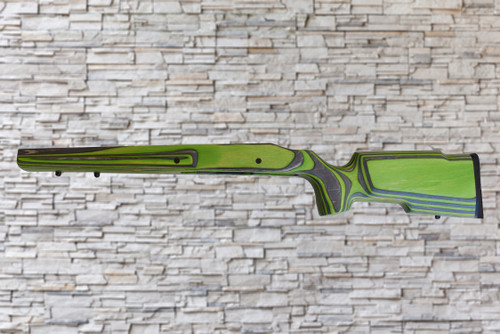 Boyds Pro Varmint Stock Zombie Remington 700 BDL LA Tapered Barrel Rifle