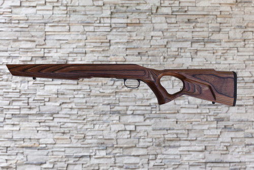Boyds Spike Camp Nutmeg Wood Stock for Ruger American 22WMR/17HMR Rifles