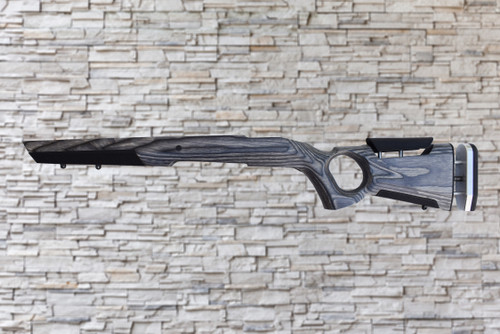 Boyds At One Thumbhole Pepper Savage 10, 110 Short action BBR Stock