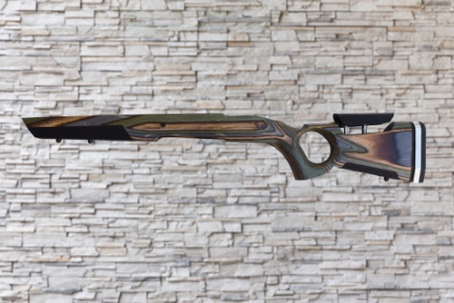 Boyds At One Thumbhole Camo Savage 10, 110 Short action BBR Stock