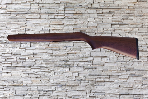 Revolution Explorer Walnut Bull Barrel Wood Stock for Ruger 10/22, T/CR22