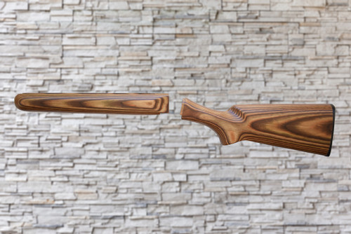 Boyds Field Design Browning  MKII Safari Stock and Forend Nutmeg