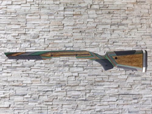 Boyds At-One Camo Wood Stock for Browning X-Bolt LA Tapered Barrel Rifles