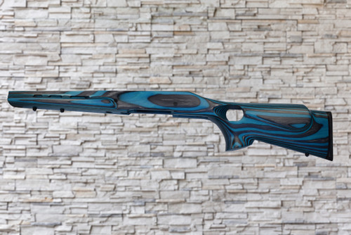 Boyds Featherweight Stock Teal Remington 710/770 Tapered Barrel Rifle