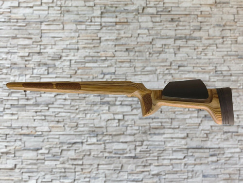 Altamont Advanced Hunting Brown Stock W/Stripling Remington 700 BDL LA Tapered Barrel Rifle