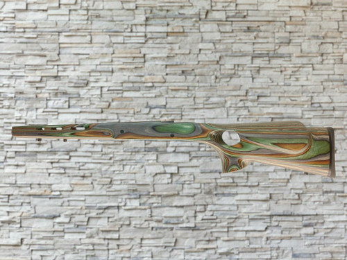 Boyds Featherweight Camo Wood Stock for Ruger 77 Tang Safety SA Rifles