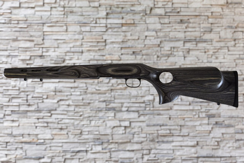 Boyds Featherweight Thumbhole Pepper Stock Savage B Series Tapered Barrel Rifle