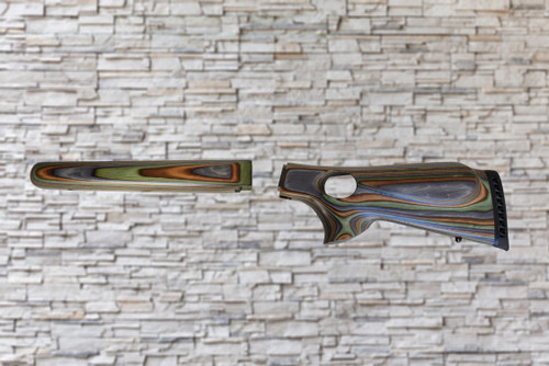 Boyds Sterling Browning  MKII Safari Stock and Forend Camo