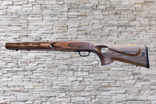 Boyds Featherweight Thumbhole Nutmeg Stock Mossberg 4X4 Short Action Rifle