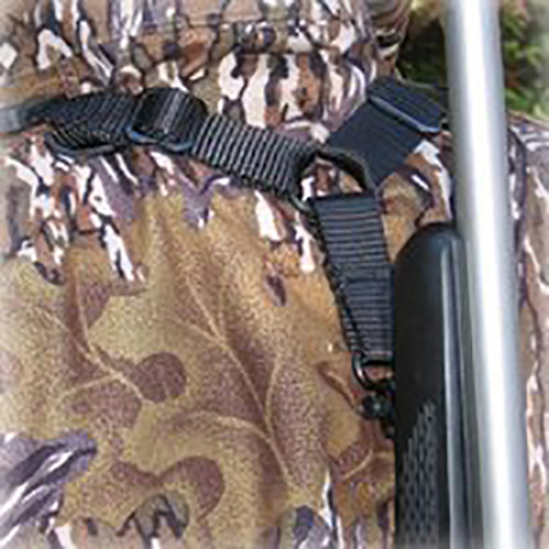 Grovtec Sling System Backpack/Hands Free Sling Nylon Black GTSL24