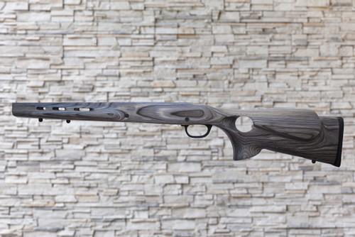 Boyds Featherweight Thumbhole Pepper Stock Mossberg 4X4 Short Action Rifle