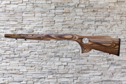 Boyds Featherweight Thumbhole Nutmeg Stock Savage A22 .22LR Rifle