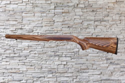 Boyds Classic Nutmeg Stock Savage A22 .22LR Rifle