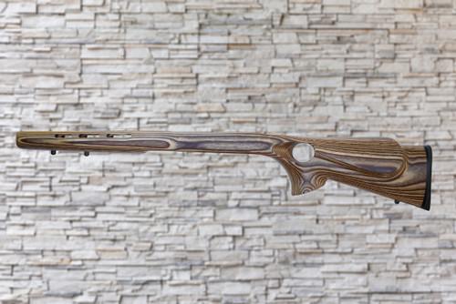 Boyds Rimfire Varmint Thumbhole Nutmeg Stock Ruger 77 .17WSM Rifle