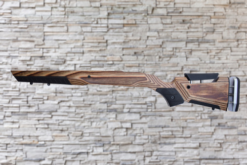 Boyds At one Nutmeg Stock Savage 110 Tactical Short Action AICS Magazine Heavy Barrel Rifle