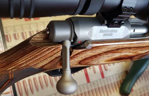 Lumley Tactical Lithgow LA101 Titanium Bolt Knob M6 X 1.0MM TPI