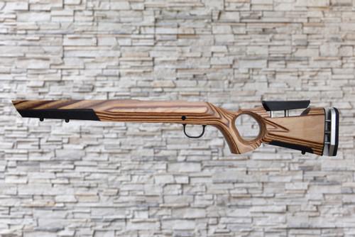 Boyds At One Thumbhole Nutmeg Stock Lithgow La102 Short Action Factory Barrel Rifle