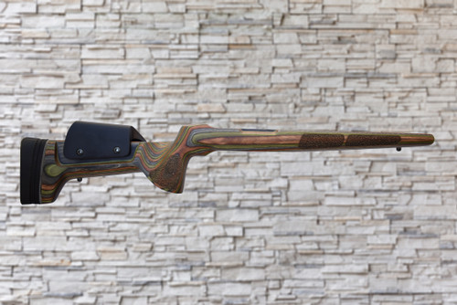 Altamont Advance Hunting Camo Stock W/Stripling Ruger 10/22, T-CR22 Rifle