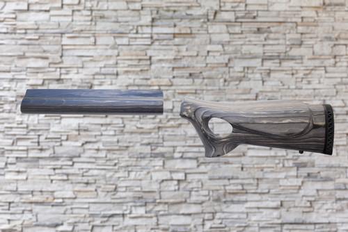 Boyds Sterling Pepper Stock & Forend Remington 1100 20 Gauge Shotgun