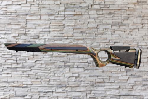 Boyds At-One Thumbhole Camo Stock Remington 700 BDL LA Tapered Barrel Rifle