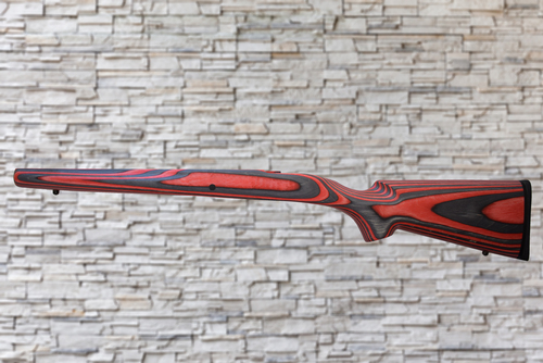 2nd: Revolution Extreme Hot Pink Stock  Ruger 1022, T/CR22 Bull Barrel Rifle