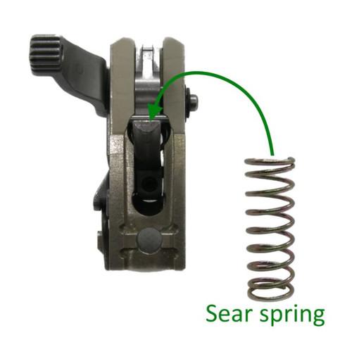 Lumley LIthgow LA101 Trigger Spring Set