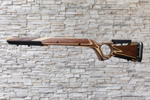 Boyds At One Thumbhole Coyote Stock Ruger 77MKII Long Action Rifle