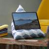 Tablet Beanbag - Cube Grey
