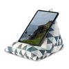 Tablet Beanbag - Vectors Mint & Grey