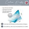 Tablet Beanbag - Radiant Aqua Blue