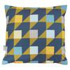 Opulent Velvet Cushion - Kolonne Navy