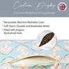 Bolster Cushion - Lotus Flower