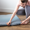 Zabuton Floor Mat - Japanese Tile