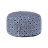 Zafu Round / Wheel Cushion - Japanese Tile