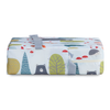 Children's Animal Booster Cushions - Woodland Friends Blue