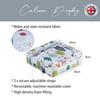 Children's Animal Booster Cushions - Woodland Friends Blue